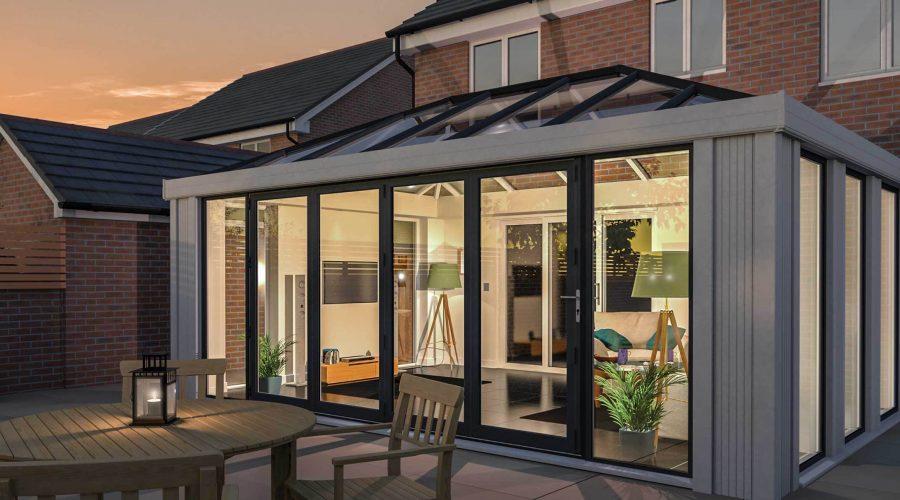 orangery ultrasky designer conservatory colchester essex